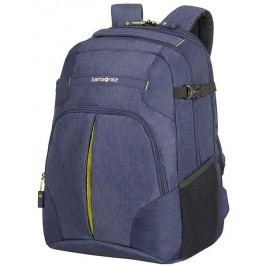 Samsonite Backpack  10N11003 REWIND L 16'' comp, tblt, doc. pock, exp, dark blue