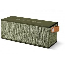 Fresh 'n Rebel FRESH ´N REBEL Rockbox Brick Fabriq Edition Bluetooth reproduktor, Army, vojensk