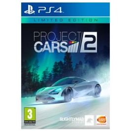 NAMCO PS4 - Project CARS 2