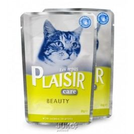 Plaisir Care Cat kapsička 85g Beauty-13660, 4ks