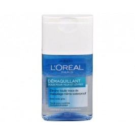 Loreal Paris Dvoufázový odličovač očí a rtů (Gentle Make-Up Remover for Eyes & Lips) 125 ml