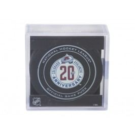 SHER-WOOD Puk  Special Events NHL Colorado Avalanche 20th Anniversary