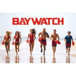 Baywatch - 135 / Bay Team, plakát Plakát