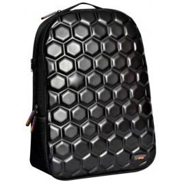 Urban Junk 3D batoh Hex Black 17 l