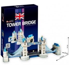 CUBICFUN 3D puzzle  - Tower Bridge 3D, Londýn