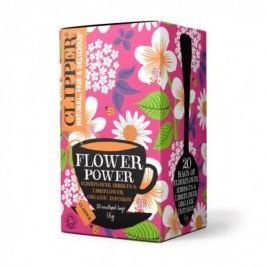 Čaj Flower Power porcovaný Clipper 35g Čaje