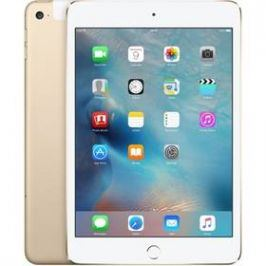 Apple iPad mini 4 Wi-Fi + Cellular 128 GB - Gold (mk782fd/a)