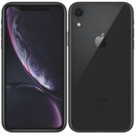 Apple iPhone XR 64 GB - black (MRY42CN/A)