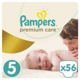 Pampers Premium Care 5 JUNIOR 56ks