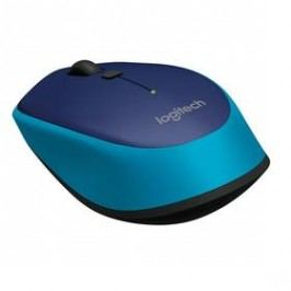 Logitech Wireless Mouse M335 (910-004546) modrá