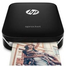 HP Sprocket Photo Printer (Z3Z92A#633) černá