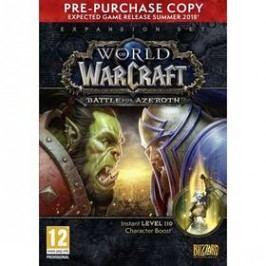 Blizzard PC World of Warcraft Battle for Azeroth PPO Box (5030917225819)